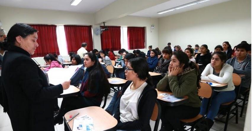 UNMSM: ¿Por qué la Universidad San Marcos quiere implementar los estudios generales para sus cachimbos? www.unmsm.edu.pe