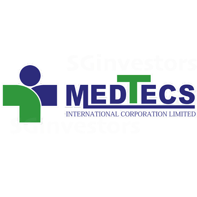 MEDTECS INTERNATIONAL CORP LTD (546.SI) @ SG investors.io