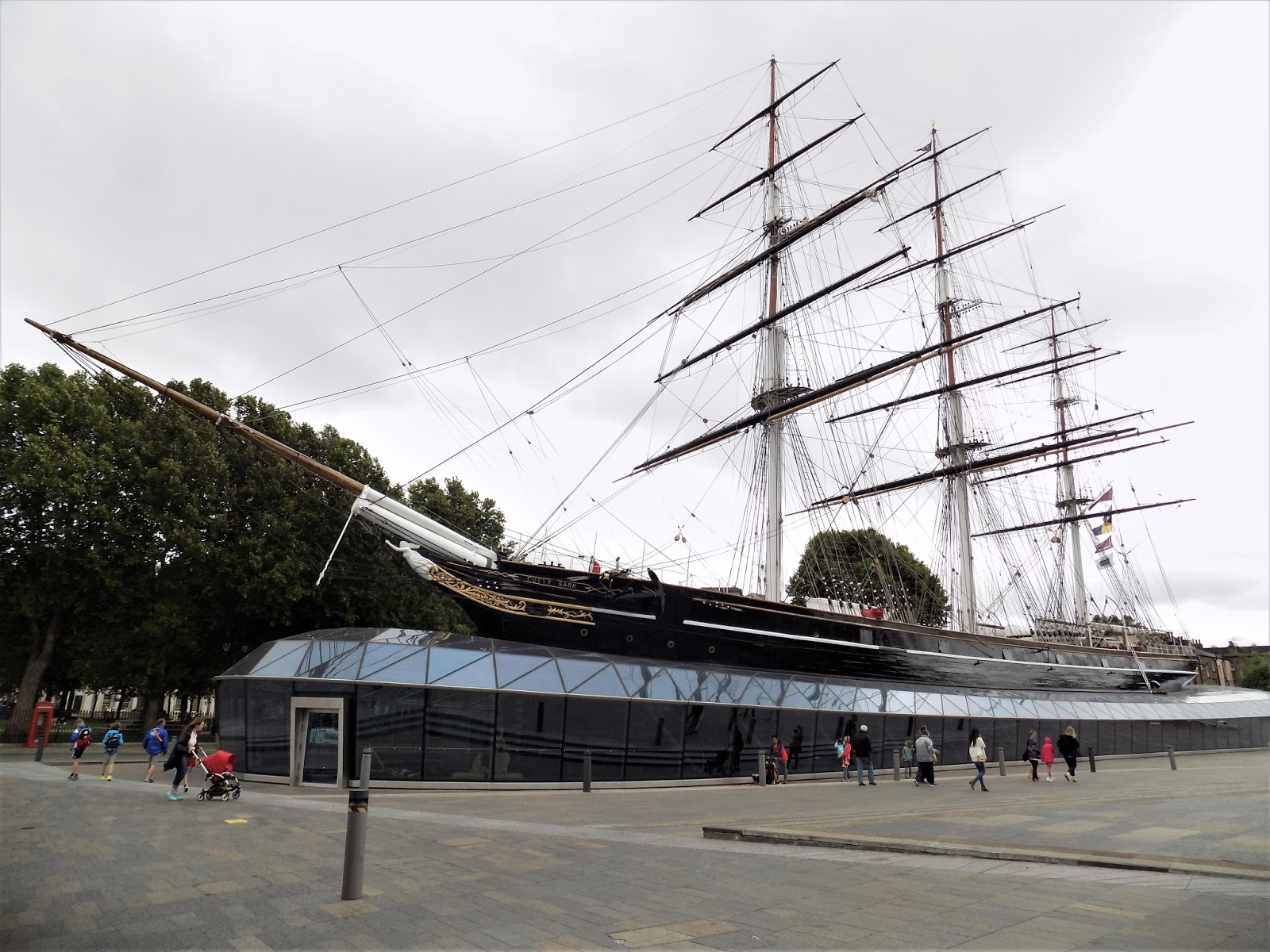 Cutty Sark Cutty Sark Museum A Showcase Of The Greatest Ship Of Her