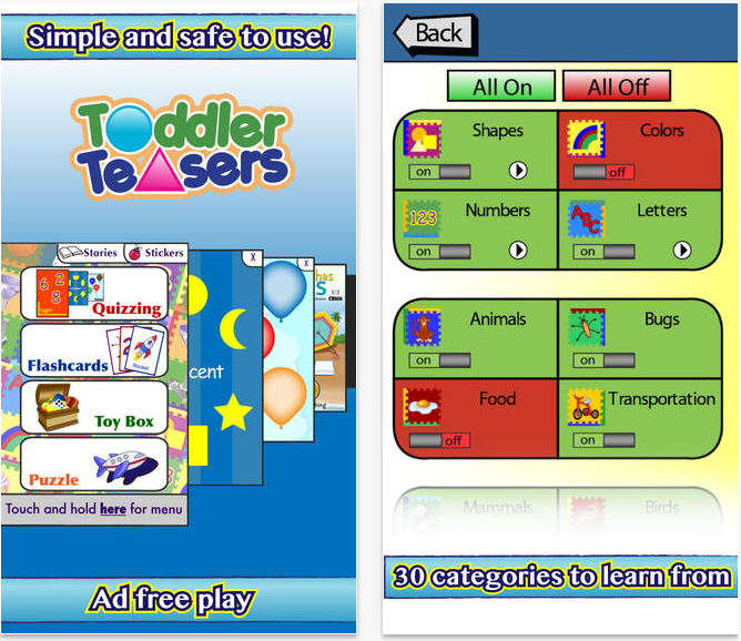 Hapes ToddlerPreschool