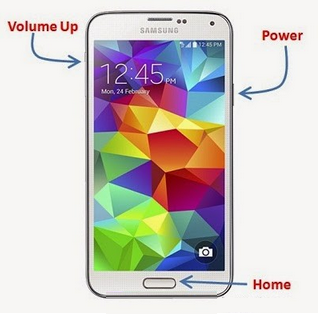 2 Cara Melakukan Hard Reset Samsung Galaxy S5