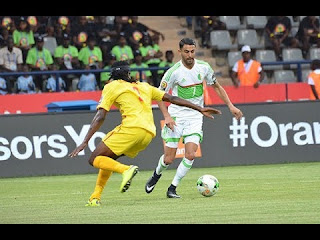 موعد مباراة الجزائر وتوجو اليوم الأحد 18-11-2018 في تصفيات كأس أمم أفريقيا 2019