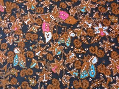 Seragam Batik Printing kalinggo batik Motif A4