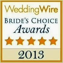 Wedding Wire Award for Wedding Photographers Orlando