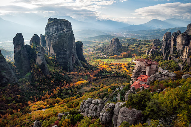 Metéora Greece