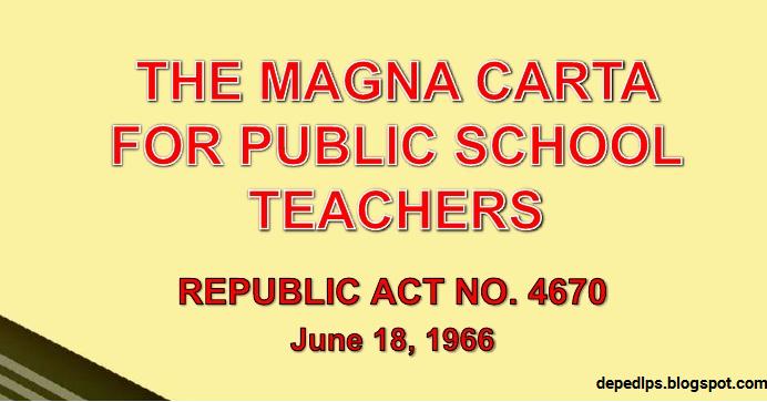 Magna carta act