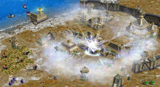 Age of Mythology: The Titans Screenshot 2
