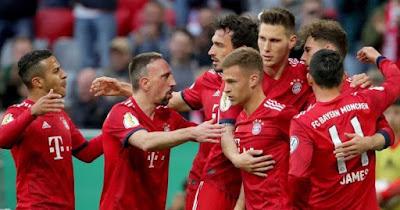 موعد مباراة بايرن ميونخ وهانوفر ضمن مباريات الدوري الألماني 2019