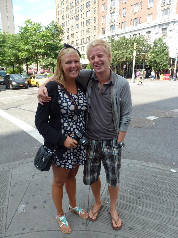 Alex & Åsa reiser jorden rundt!