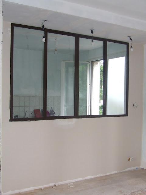 verri re int rieure sannois 95 ferronnerie le fur. Black Bedroom Furniture Sets. Home Design Ideas