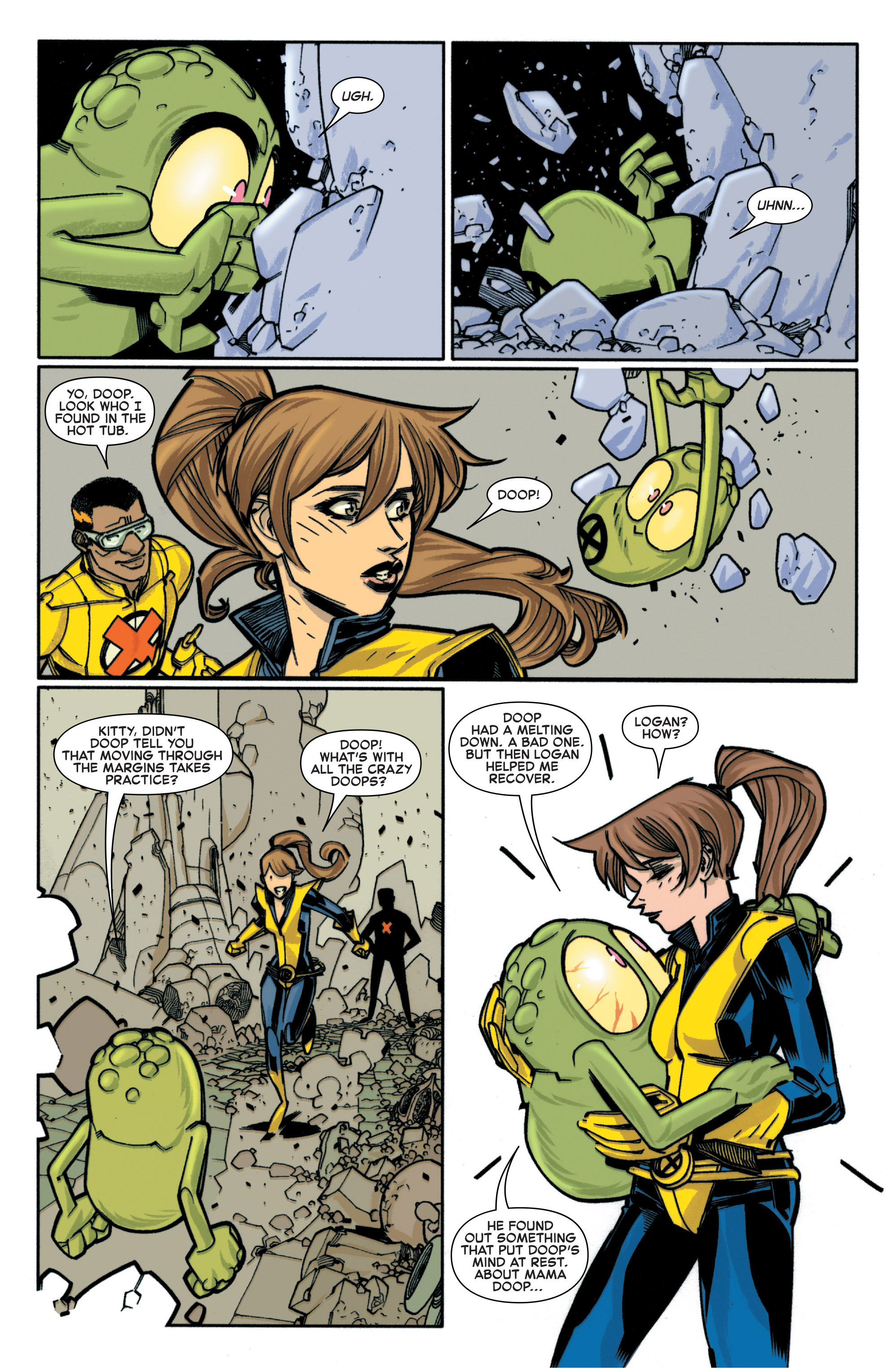 Read online All-New Doop comic -  Issue #5 - 16
