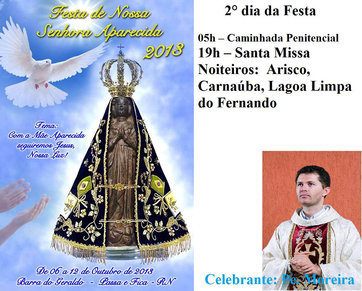 Festa De Nossa Senhora Aparecida: .: 2° Noite Da Festa De Nossa Senhora Aparecida