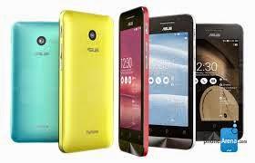 Spesifikasi Handphone Asus Zenfone 4