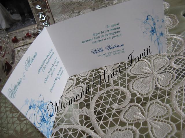 IMG_5422 Partecipazioni mod. Simplicity in bordeaux e TiffanyColore Bordeaux Colore Tiffany Partecipazioni low cost