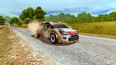 Game WRC For android