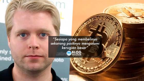 Satu Dunia Kena Tipu Dengan Bitcoin