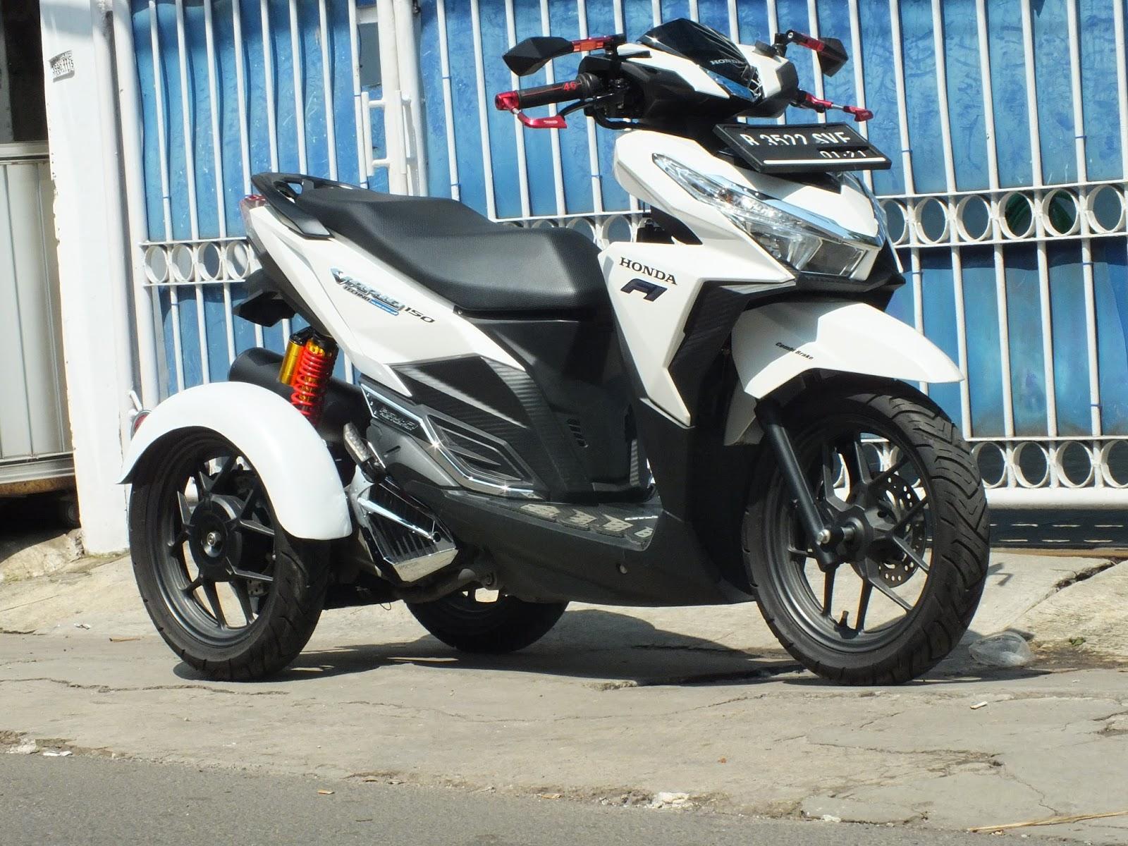 Oracle Modification Concept Honda VARIO150 Roda Tiga Pesanan Mr
