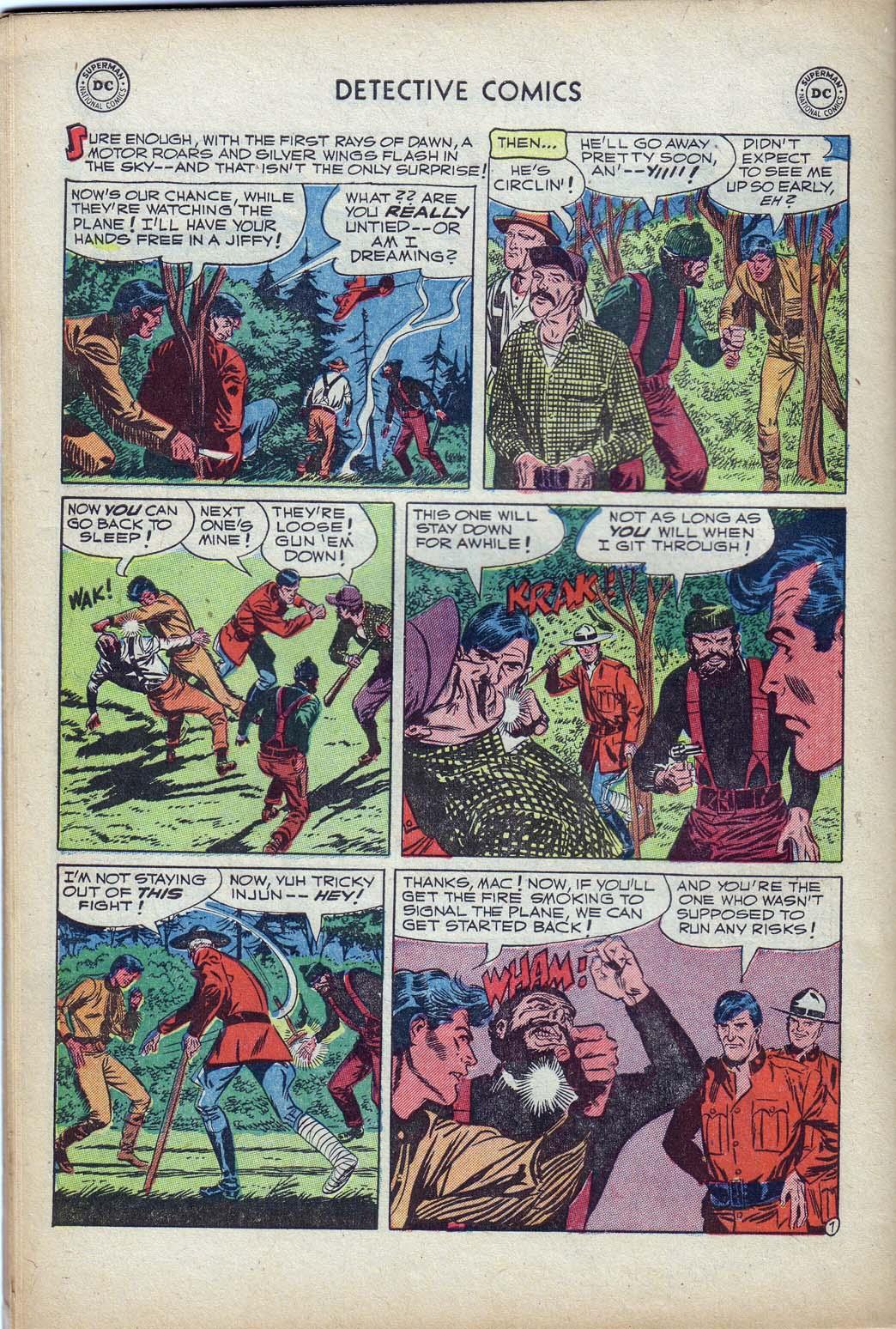 Read online Detective Comics (1937) comic -  Issue #190 - 40