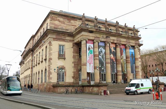 Opera del Rin, Estrasburgo
