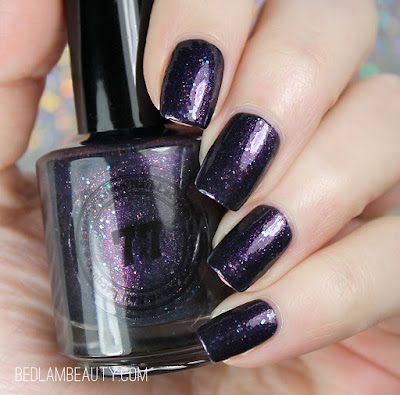 Seventy Seven Nail Lacquer A Star is Born | Polish Pickup April 2018 | Across the Universe: Planets & Galaxies