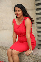 Shravya Reddy in Short Tight Red Dress Spicy Pics ~  Exclusive Pics 092.JPG