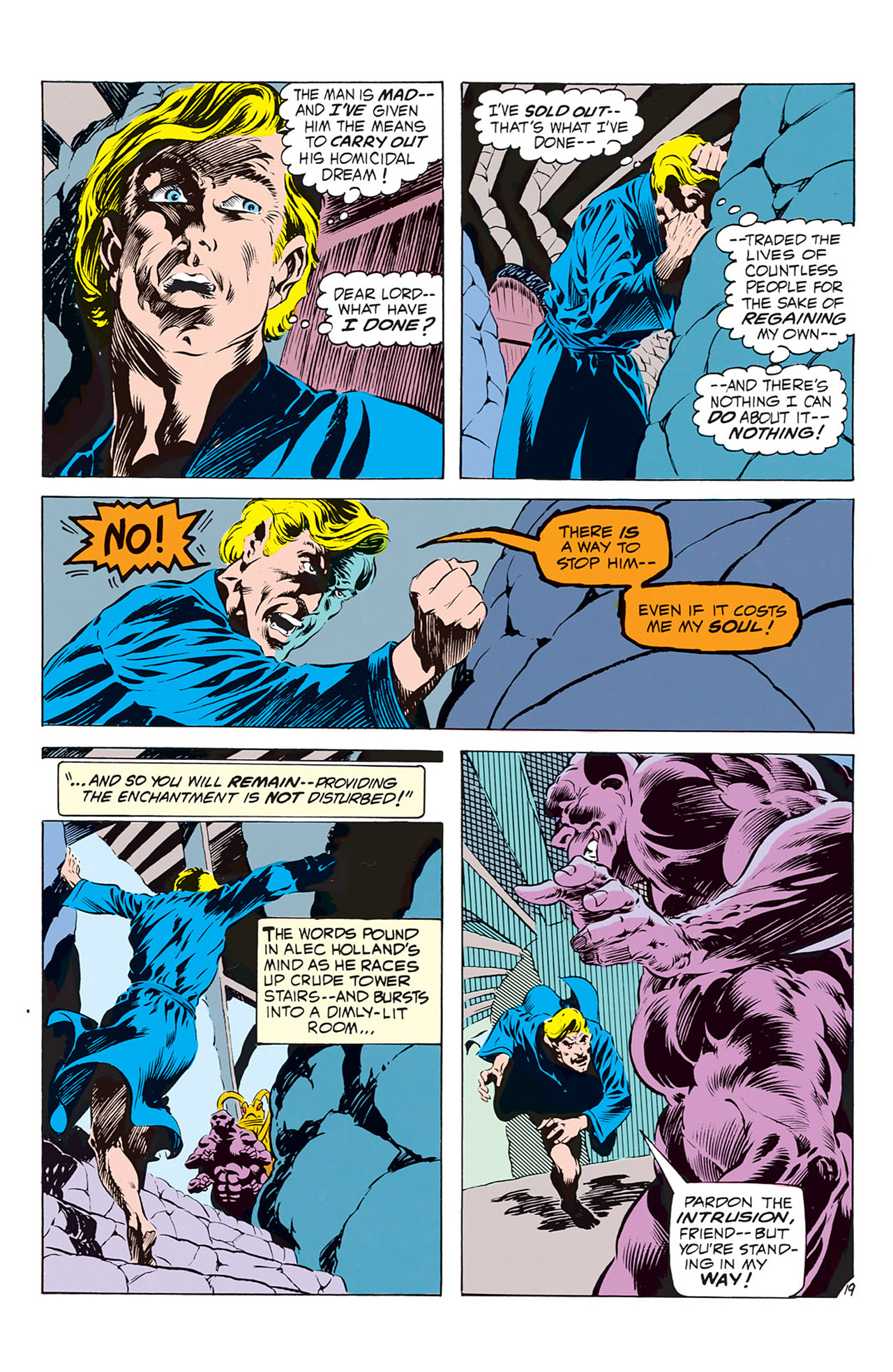 Swamp Thing (1972) Issue #2 #2 - English 20