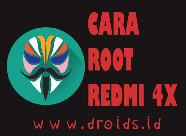 cara root redmi4x