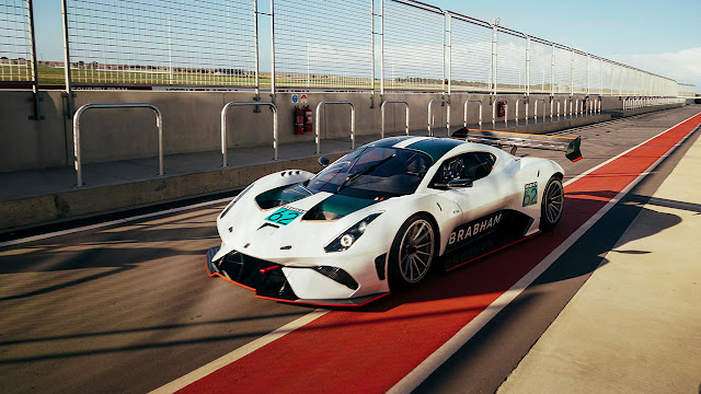 Brabham BT62 Signature