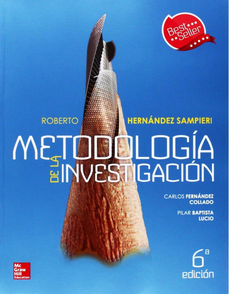Metodología de la investigación, 6ta Edición – Roberto Hernández Sampieri