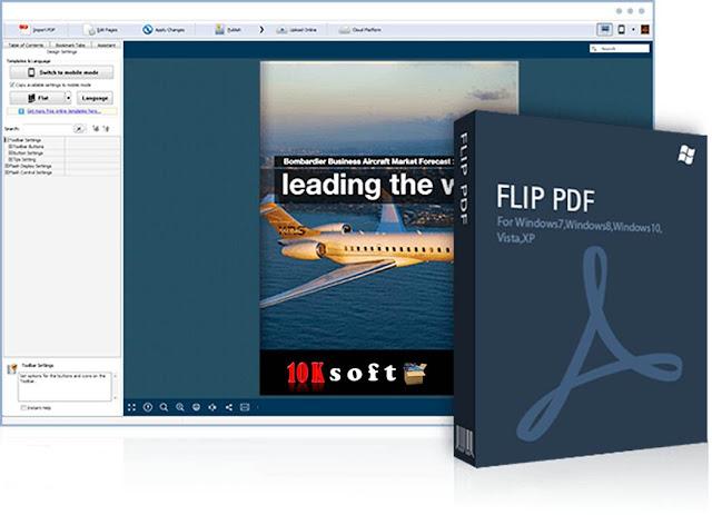 FlipBuilder Flip PDF Professional Direct Download Link