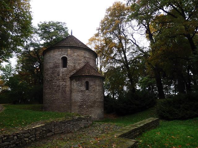 Wzgórze Zamkowe; Rotunda