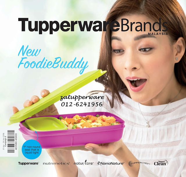 Tupperware Catalogue 1st April - 30 April 2018