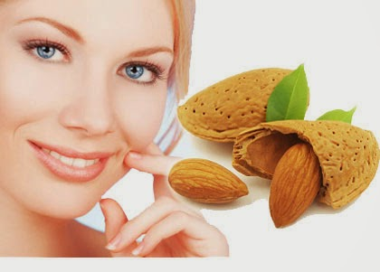 Secrets of Almond peeling - A natural flower