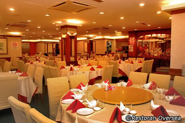 oversea restaurant imbi wedding