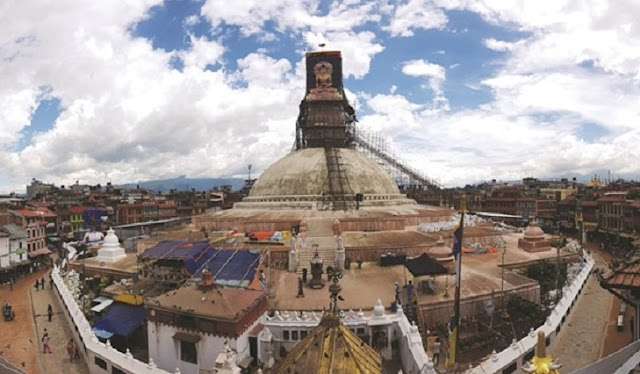 UNESCO starts excavations at two Nepal monuments