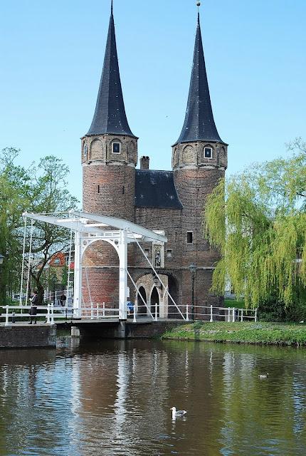 porte Sainte-Catherine Delft