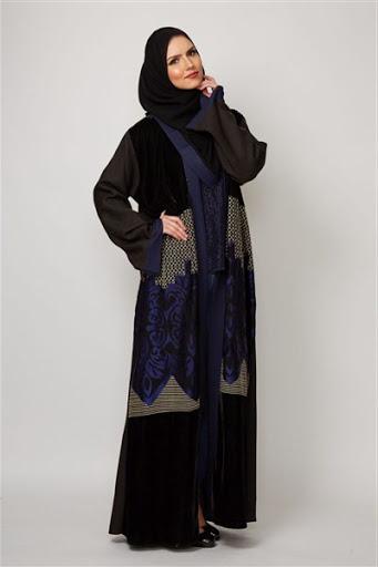 model abaya modern terbaru