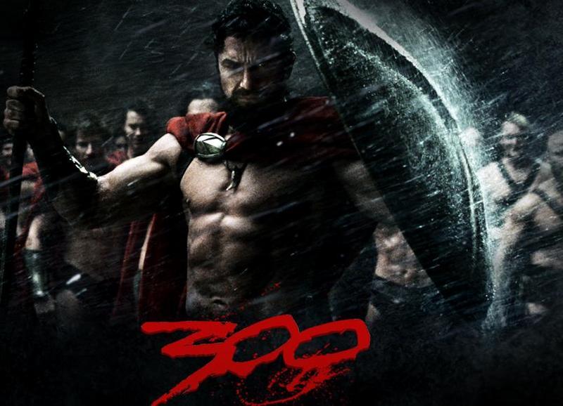 o filme 300 de esparta