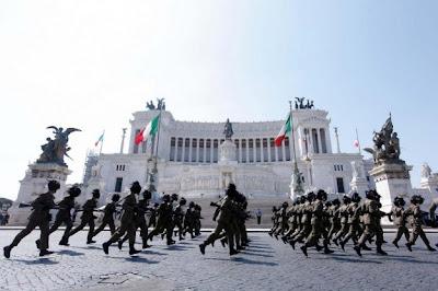 Bersaglieri Festa della Repubblica