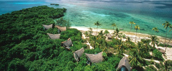 Romantic island trip