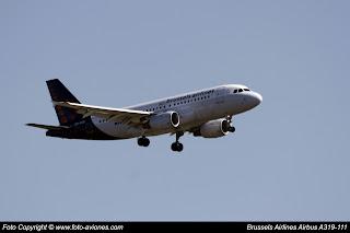Airbus A319 OO-SSB