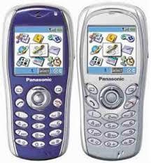 Spesifikasi Handphone Panasonic G60