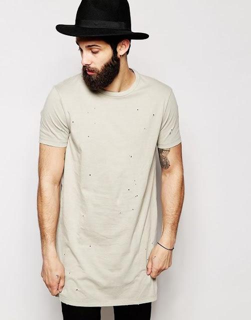 Camiseta Oversized Masculina