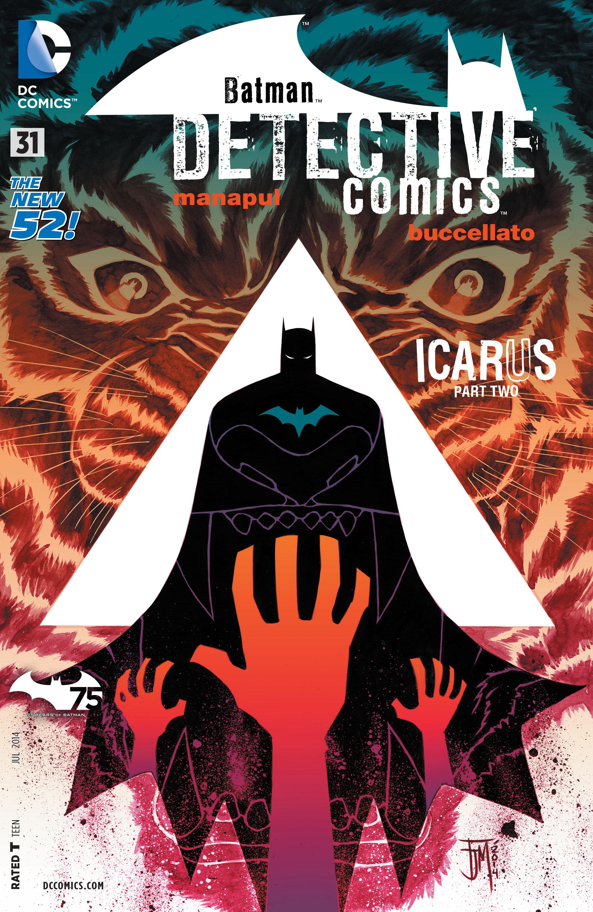 Detective Comics (2011) 31 Page 1