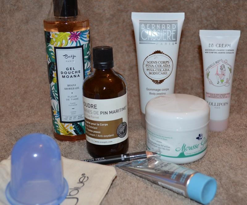 MaBoîteàBeauté, beauty box