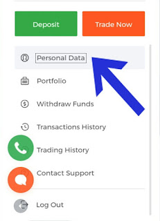how to verify iq option account