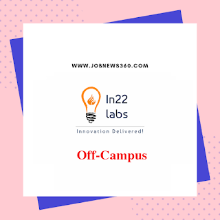 IN22 LABS Off-Campus Drive at KOIT, Salem at 2nd February 2019