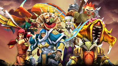 Legendary Heroes MOBA v2.3.73 Mod Apk
