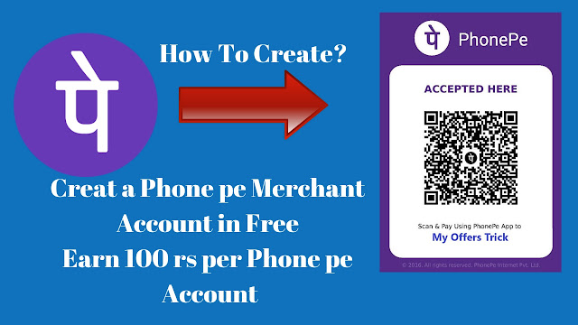 How to creat Phone pe QR Code