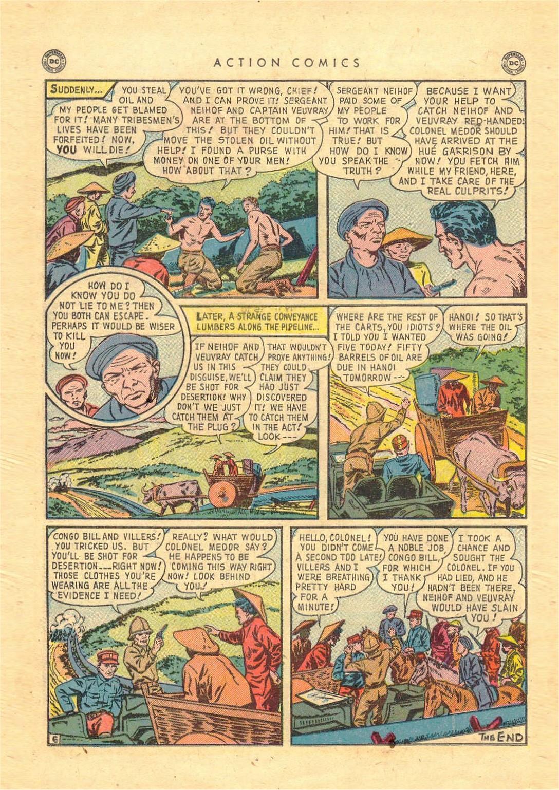 Action Comics (1938) 156 Page 30
